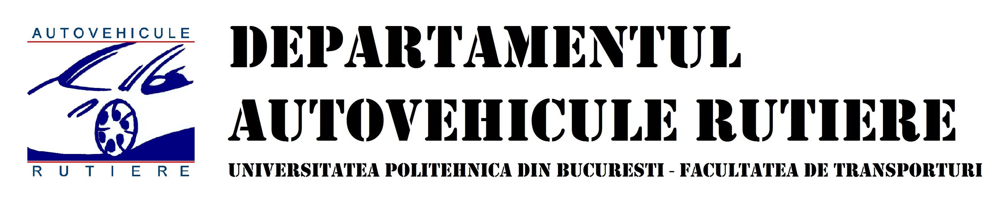 Departamentul Autovehicule Rutiere